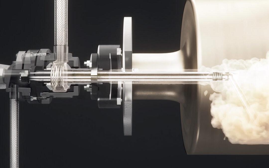 Rendering componentistica meccanica